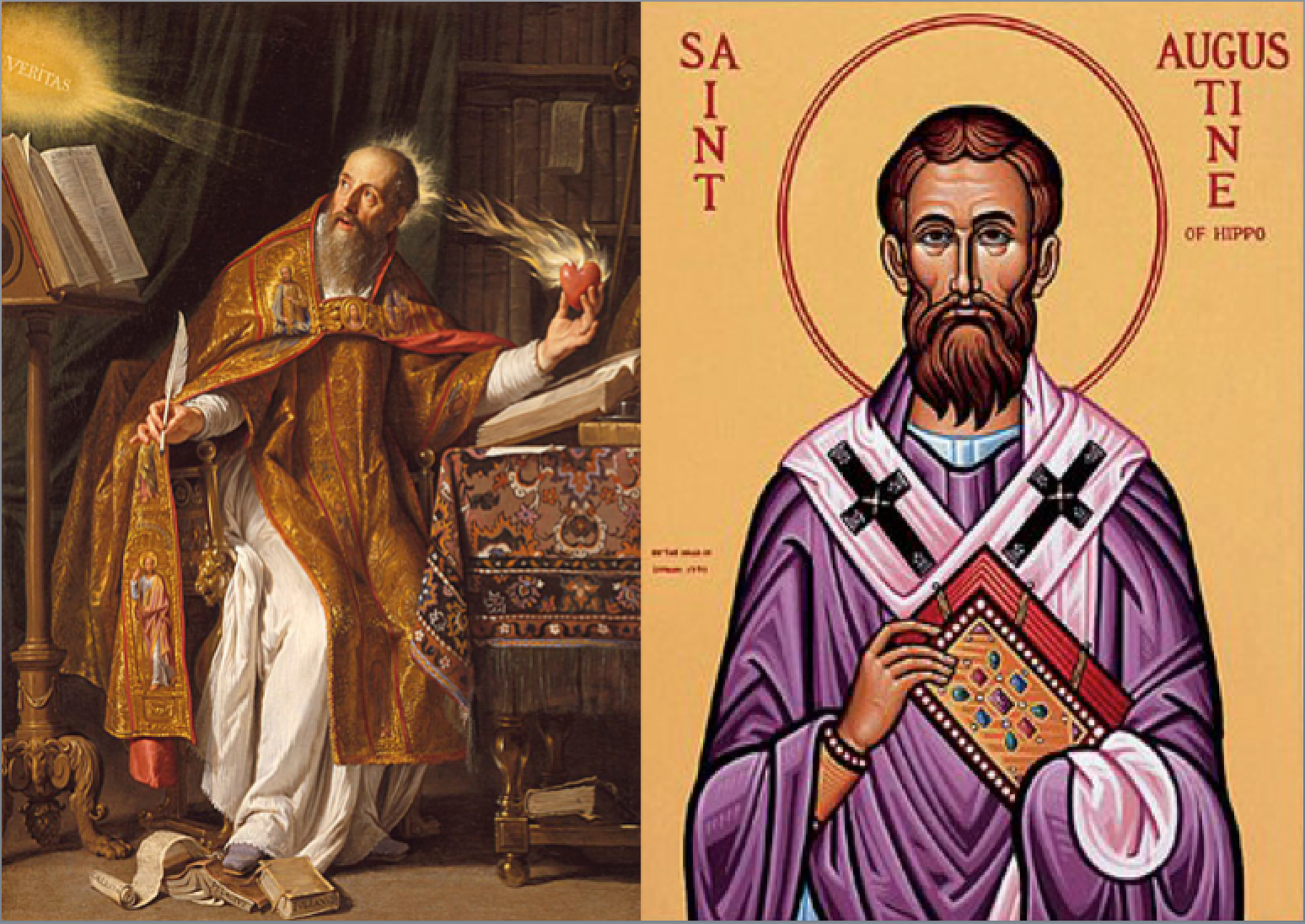 st augustine of hippo Augustine of hippo (354-430 ad) took great pains to create and project a powerful image of himself beyond the churches and towns where he wrote and taught in roman north africa he succeeded in this self-presentation beyond his wildest dreams april 2001: augustine in algeria: in april, 2001, an.